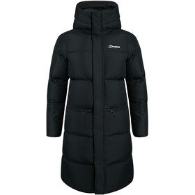 Berghaus Combust Reflect Giacca lungo Donna, nero